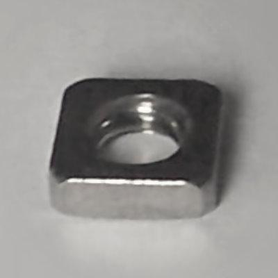 DIN 562 A2 Vierkantmuttern  M3, BOX 500 Stück