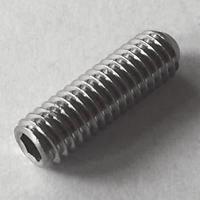DIN 916 A2 Gewindestifte  Ringschneide  M20x45, VPE 25 Stück