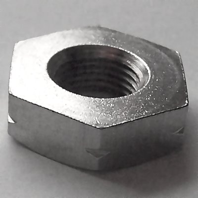 DIN 431 A4 Rohrmuttern Form B  G3/4, BOX 25 Stück