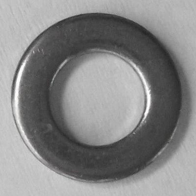 DIN 125 A2 Unterlegscheibe Form A Ø13, BOX 200 Stück