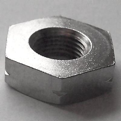DIN 431 A2 Rohrmuttern Form B  G7/8 , BOX 10 Stück