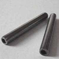 ISO 8750 Spiral-Spannstifte 1.4310 Ø5,0 x 20, Box 500 Stück
