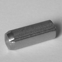 DIN 1473 Zylinderkerbstifte  1.4305  Ø2 x 4, Box 500 Stück