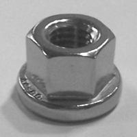DIN 6331 A4 Sechskantmutter mit Bund M10, BOX 50 Stück