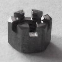 DIN 935 A4 Kronenmuttern M27, BOX 10 Stück