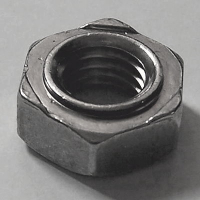 DIN 929 A2 Sechskant-Schweißmuttern  M6, BOX 500 Stück
