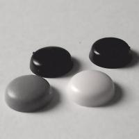 Kappe für Schraube 3,9 schwarz, VPE 1000 Stück