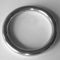 Ring A4  Ø10 x 60, BOX 10 Stück