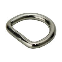 D-Ring A4  Ø4 x 25, BOX 50 Stück