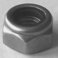 DIN 985 A2-70 Sicherungsuttern niedr. Form M6, BOX 500 Stück