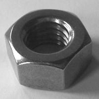 DIN 934 Sechskantmutter 1.4571  M10, BOX 200 Stück