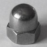DIN 1587 Hutmutter 1.4529 (HCR) M10, BOX 5 Stück