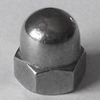 DIN 1587 Hutmutter 1.4529 (HCR) M24, BOX 1 Stück