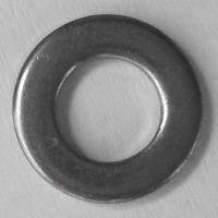 DIN 125 A2 flat washers type A Ø1,8, Box 1000 pcs.