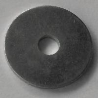 Karo-Scheiben A2  4,3 x 15 x 1,0,  BOX 500 Stück