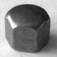 DIN 917 Hutmutter A4 niedrige Form M8, BOX 200 Stück